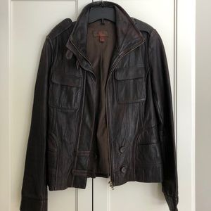 LIMITED TIME OFFER🚨Danier leather jacket